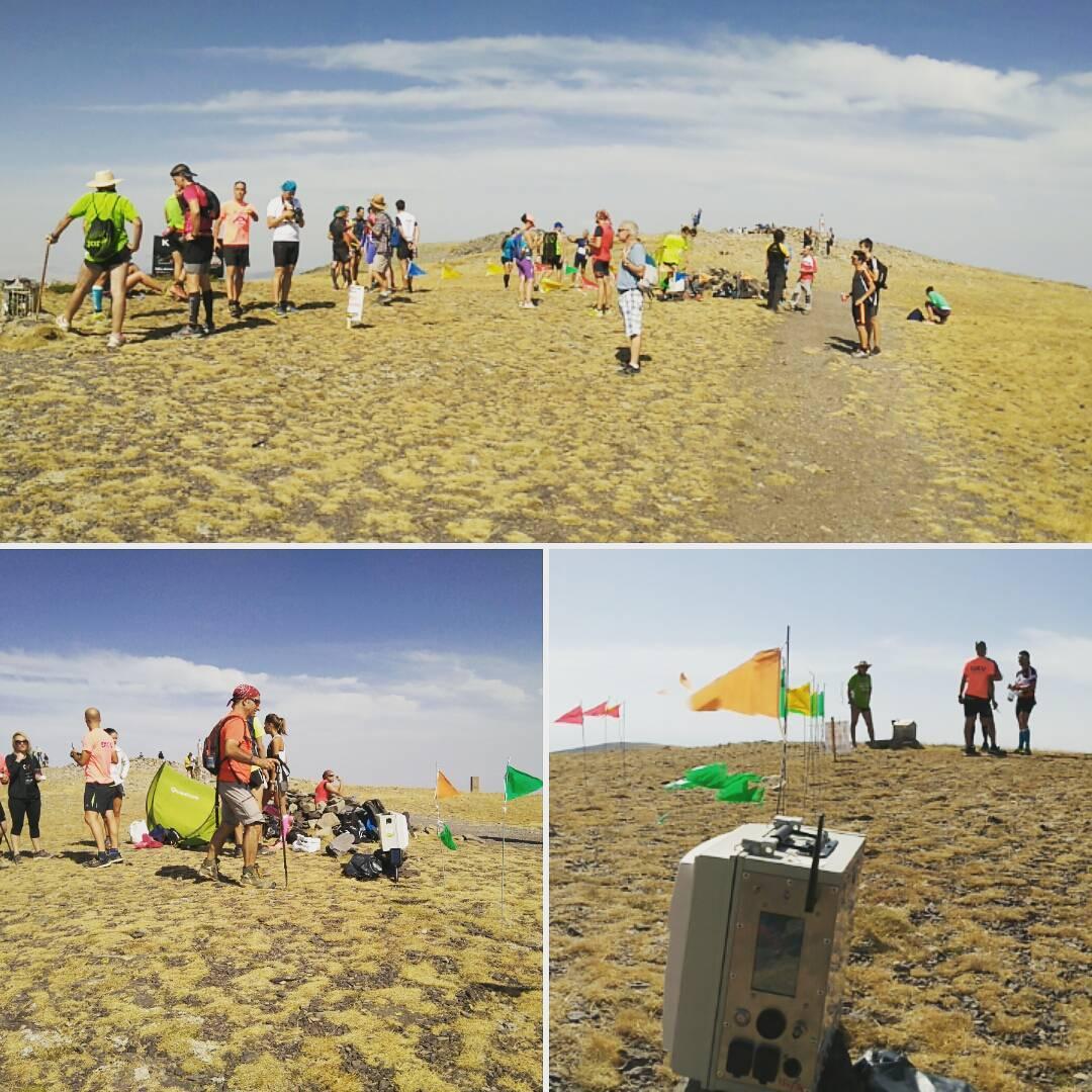 Clasificaciones Kilómetro Vertical al Moncayo